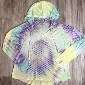 Balance collection Light weight tie dye hoodie❌